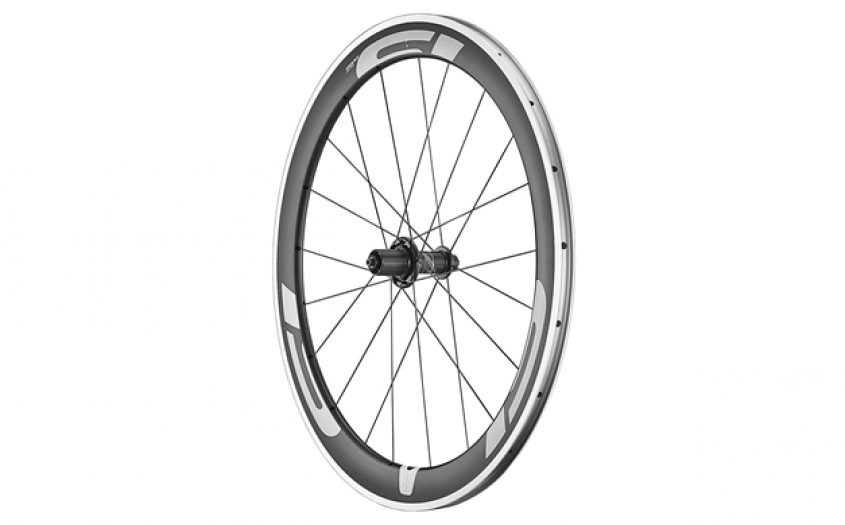 2016 Giant Sl 1 Aero Rear Wheel