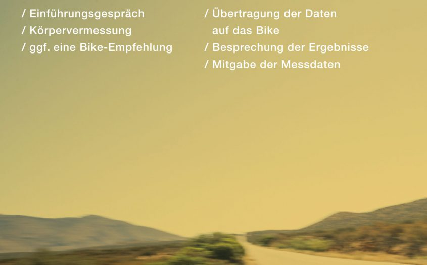Dc Bike Fitting Modul 2 Rechts
