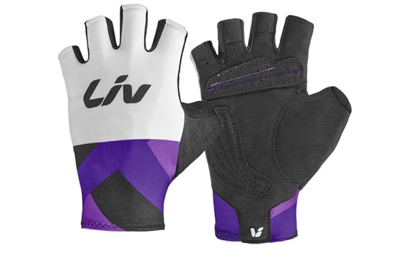 Liv Handschuh Weiß 2