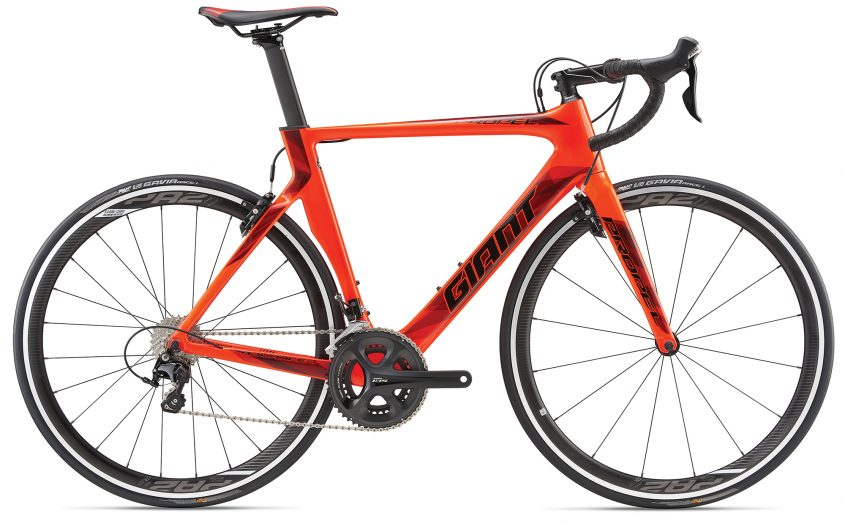 Propel Advanced 2 Color A Neon Red