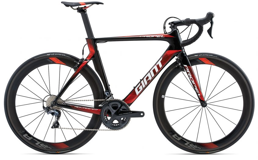 Propel Advanced Pro 1 Color A Carbon