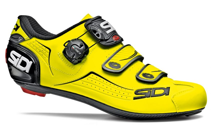 Sidi Road Alba Yell Fluo Black