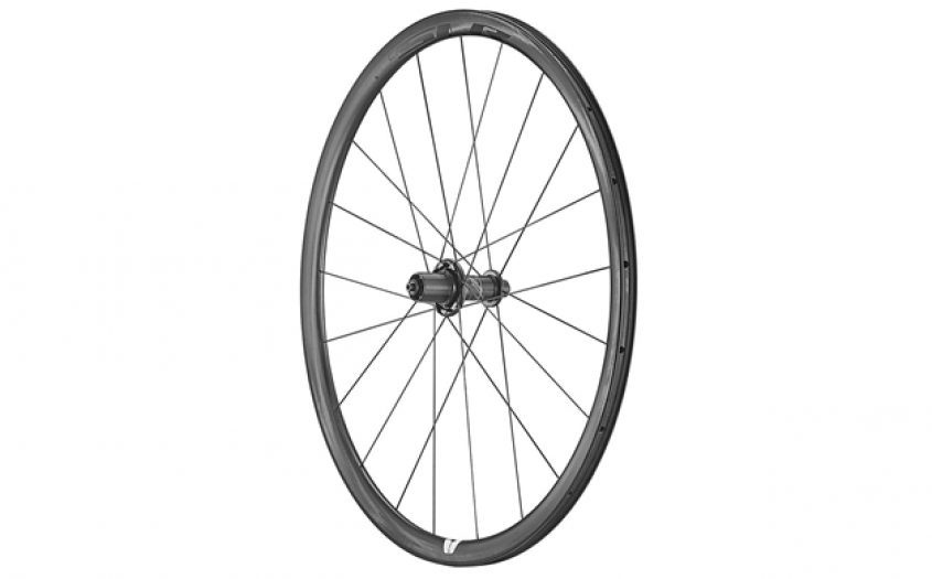 A2016 Giant Slr 1 Climbing Rear Wheel
