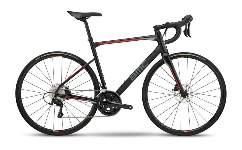 Bmc18 Roadmachine 03 One Blk Gry Red