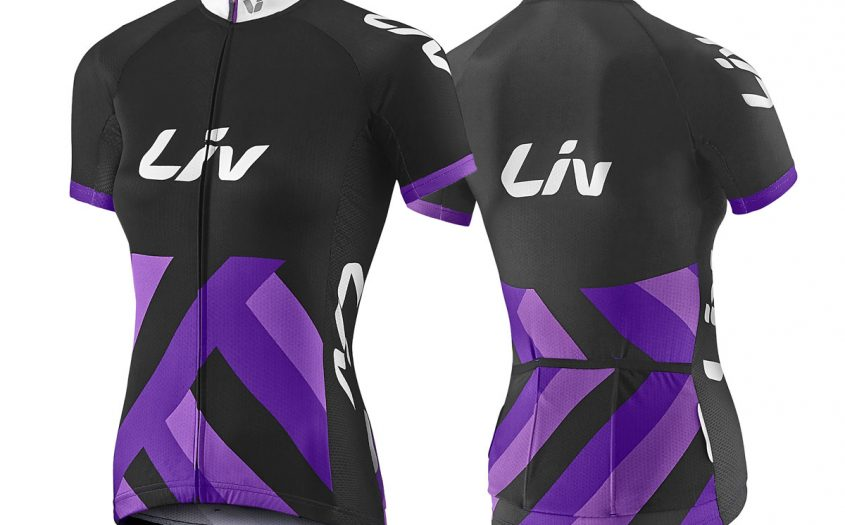 Liv Race Day Short Sleeve Jersey 273817 1