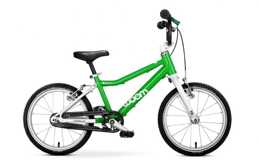 Woom3 Green