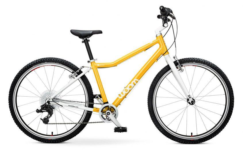 Woom5 Yellow
